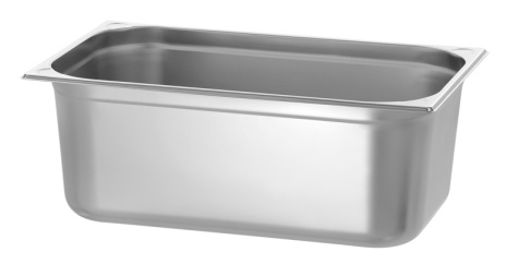 GN Kantin 1/1-200 rostfri<br> dim. 530x325x200 mm