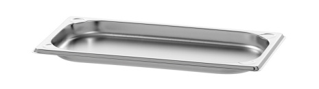 GN Kantin 1/3-020 rostfri<br> dim. 325x176x20 mm