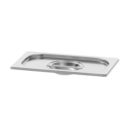 Gastronormlock 1/4 GN dim. 265x162 mm