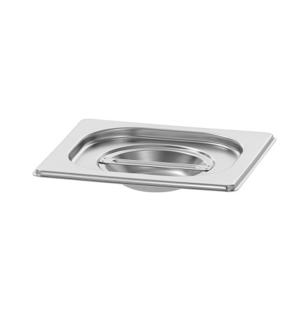 Gastronormlock 1/6 GN<br> dim. 176x162 mm