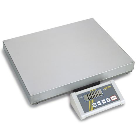 Köksvåg max 150 kg delning 50 g KERN dim. 318x308x75 mm
