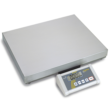 Köksvåg max 6 kg delning 2 g KERN dim. 318x308x75 mm