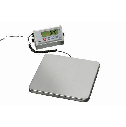 Köksvåg max 150 kg delning 50 g dim. 325x305x42 mm