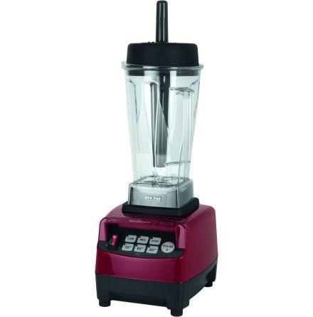Blender1.5 liter TM-800 röd dim.205x230x500 mm