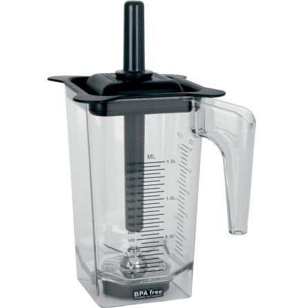 Kanna 1.5 liter plast passar model Saro blender model Saro blender