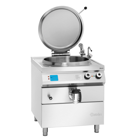 Bartscher kokgryta 100 liter automatisk<br> vattenivåkontroll indirekt uppvärming