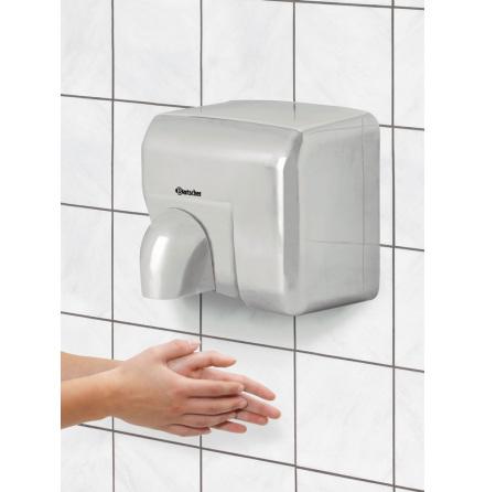 Bartscher handtork väggmodell rostfri högpolerad högpolerad