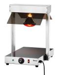 Bartscher värmehäll med värmelampa och hostskydd 1WL400