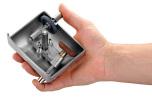 Skärmaskin snedställd Plus 195 mm dim. 335x440x340 mm