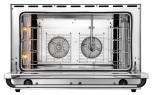 Bartscher varmluftsugn 4 x 400x600 AT400<br>