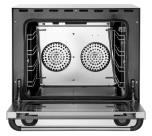 Varmluftsugn digtal kontroll AT90-MIDI Bartscher<br> inkl. 4 st bakplåtar (438x315 mm)
