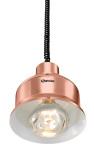 Bartscher värmelampa Koppar hissfunktion <br> IWL2500KU vit lampa 250W