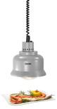 Bartscher värmelampa Silver hissfunktion <br> IWL250D infraröd 250W