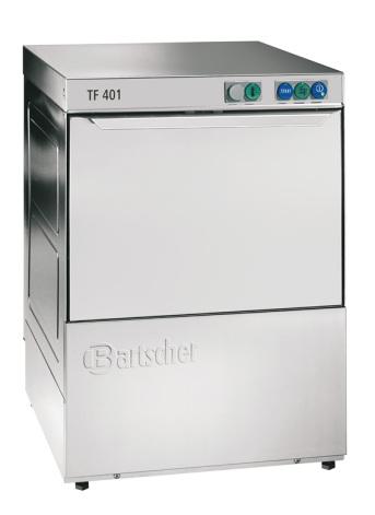 Bartscher Diskmaskin 40x40 diskback<br> TF401WS