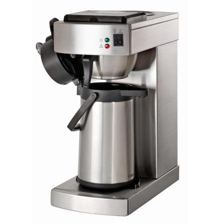 Bartscher termosbryggare inkl. termos 2 liter<br> dim. 215x405x520 mm