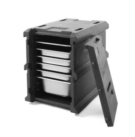 Gastroshop värmebox 8 GN 1/1<br> dimensioner: 635x465X660 mm