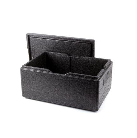 Gastroshop värmebox 1 GN 1/1-200<br> dimensioner: 600x400x285 mm
