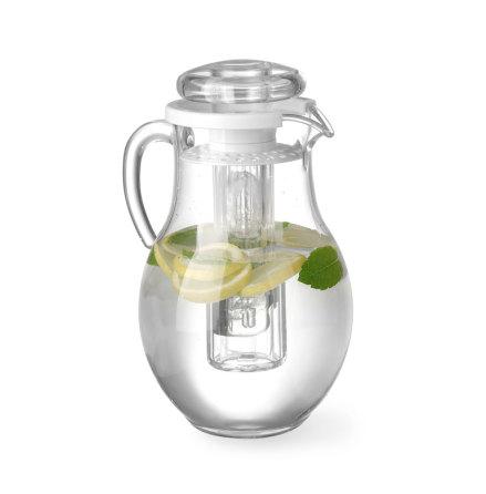 Gastroshop tillbringare med isbehållare<Br> 2.2 liter 150x260 mm