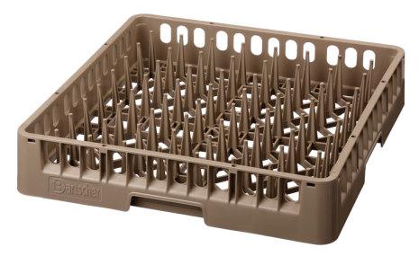 Bartscher diskkorg för tallrikar/brickor<br> dim. 500x500x100 mm