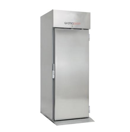 Kylskåp roll in 700 liter Gastoshop<br> plats för vagn GN 2/1