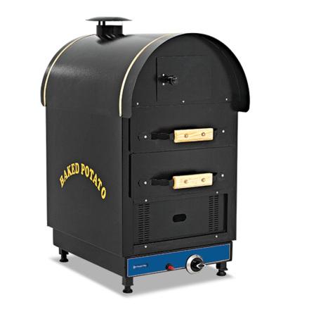 Potatisbakugn 2 lådor kapacitet:<br> 20 -30 potatisar, MASTRO