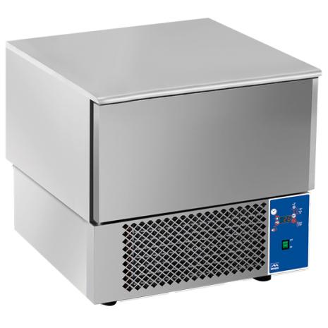 Blast-chiller 3 x GN 1/1 / 400x600 mm inkl. kärntemperatur Mastro