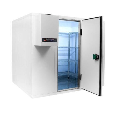 Kylrum 2100x1500x2010mm, 6.9 m3<br> inkl. kompressor, Gastroshop