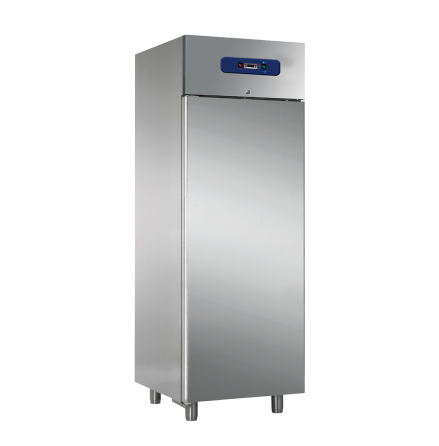 Kylskåp 600 liter GN 1/1 rostfritt inkl. 3 st hyllor Mastro