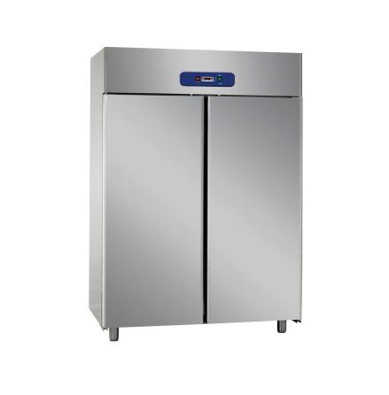 Kylskåp 1200 liter GN 1/1 rostfritt<br> inkl. 6 st hyllor Mastro