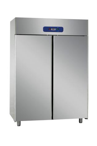 Kylskåp 1200 liter GN 1/1 rostfritt inkl. 6 st hyllor Mastro