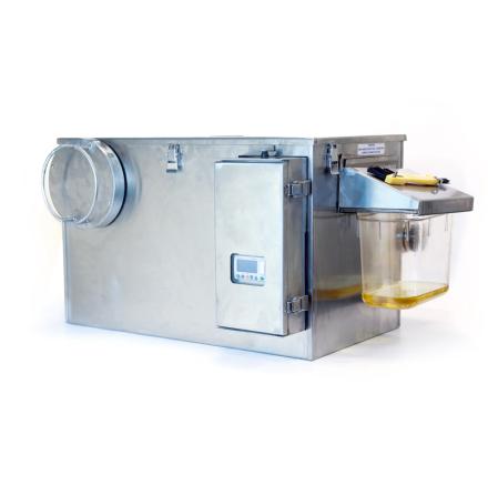 Fettavskiljare digital kapacitet 0.95 L/sek dim. 790x572x346 mm