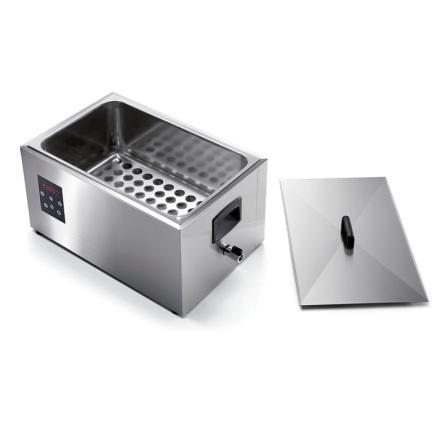 Sous-vide kokeri bänkmodell GN 1/1 Temp +24C°/+99C° 25 liter