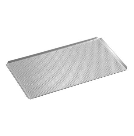 Perforerad bakplåt GN 1/1 aluminium,<BR> Bartscher