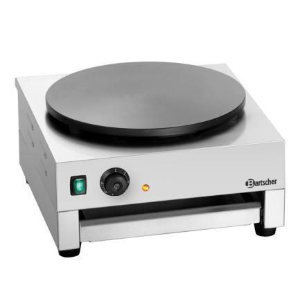 Crêpe platta 1CP400, 1 platta 400 mm,<br> Bartscher